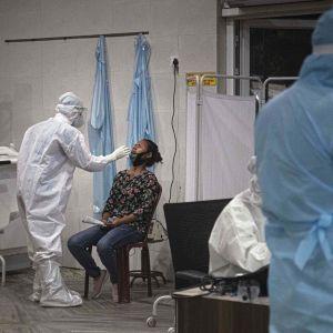 """Еще один новый подвид """"индийского"""" штамма коронавируса """"Дельта плюс"""" зафиксировали уже в 9 странах мира"""