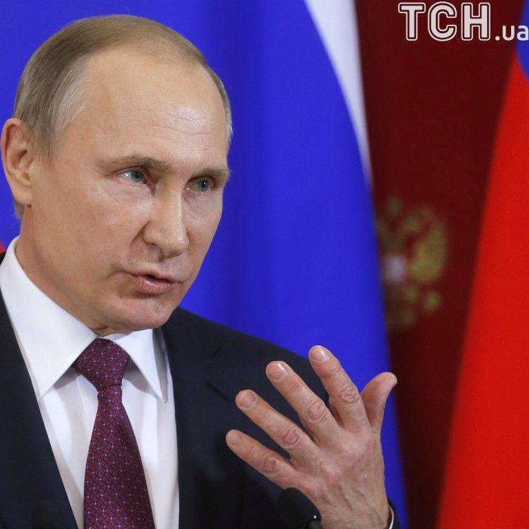 Путін звільнив главу ГІБДД і представника Росії при ЄСПЛ