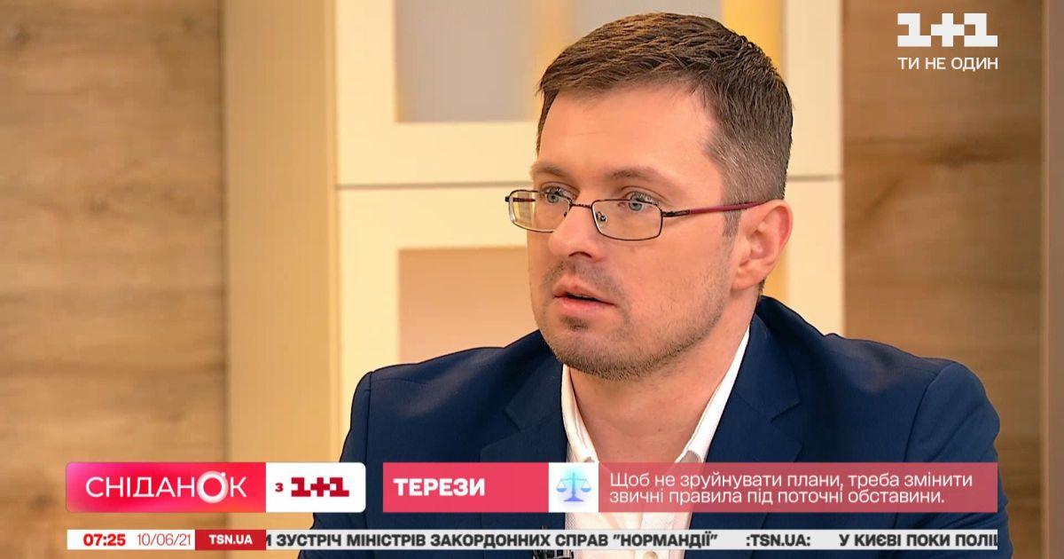 Державний санітарний лікар Ігор Кузін розповів, чи підтримує подовження карантинних обмежень