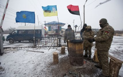 Депутати Івано-Франківської облради підтримали блокаду торгівлі з ОРДЛО