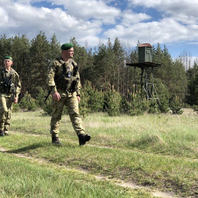 На кордоні з Росією напали на український прикордонний загін