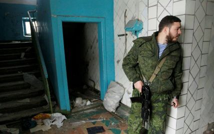 """Боевики из """"тяжелых"""" минометов обстреляли украинских военных в Опытном"""