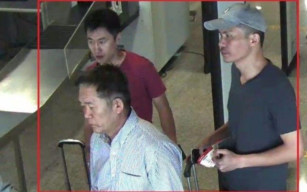 Підозрювані, які ще перебувають у розшуку / © Reuters