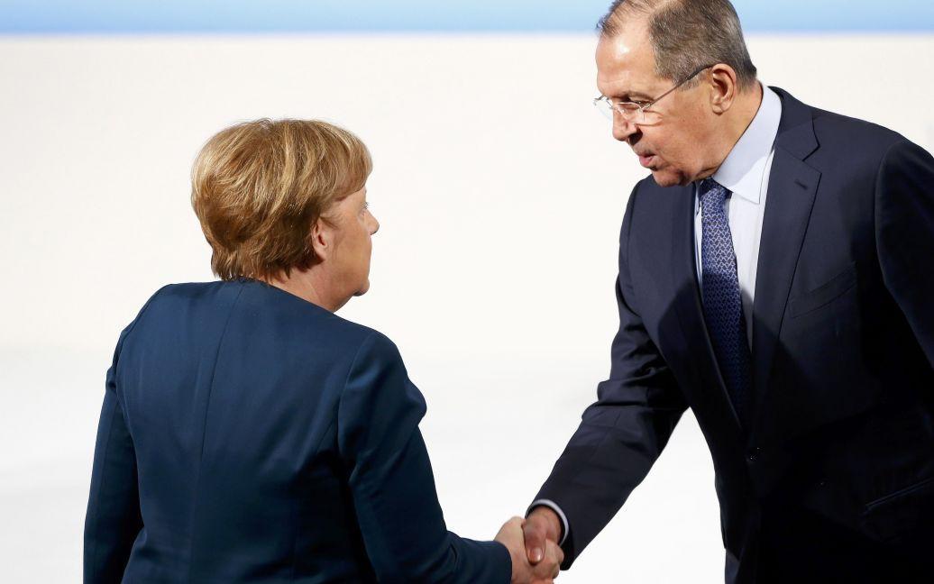 Лавров заговорил о необходимости диалога между Киевом и ОРДЛО / © Reuters