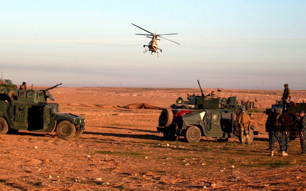 Армія Іраку просувається до західної частини Мосула / © Reuters