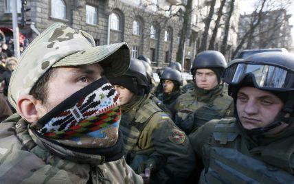 Затриманих під час протестів у Києві відпустили