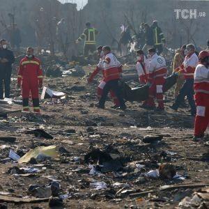 Украина угрожает Ирану иском в Международный суд ООН из-за сбитого самолета МАУ