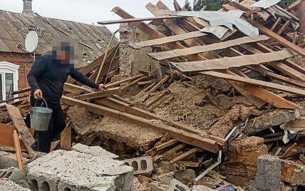 У Запорізькій області вибухнув будинок: власник хотів вкоротити собі віку