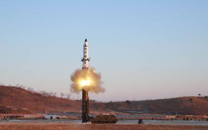 КНДР здійснила запуск ракети невідомого типу