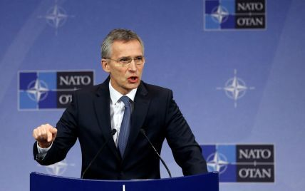 Генсек НАТО обговорить ситуацію в Україні з Лавровим