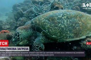 Новини світу: науковці назвали основну причину забруднення світового океану