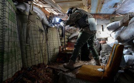 Унаслідок обстрілів бойовиків восьмеро українських бійців поранено. Дайджест АТО