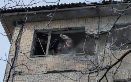 Поранені підлітки та пошкоджені будинки: подробиці обстрілу бойовиками Авдіївки