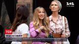Новости Украины: готовы ли наши женщины следовать моде на седину