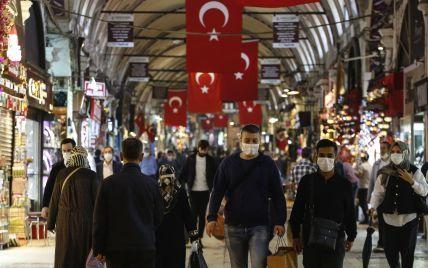 """У Туреччині виявили перші випадки нового COVID-штаму """"Мю"""""""