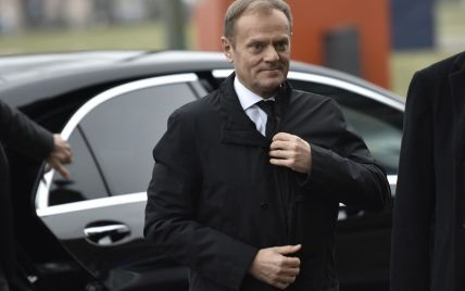 Європейська рада переобрала Туска всупереч бажанню Польщі