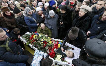 У Києві на Лук'янівському кладовищі ховатимуть загиблих воїнів АТО