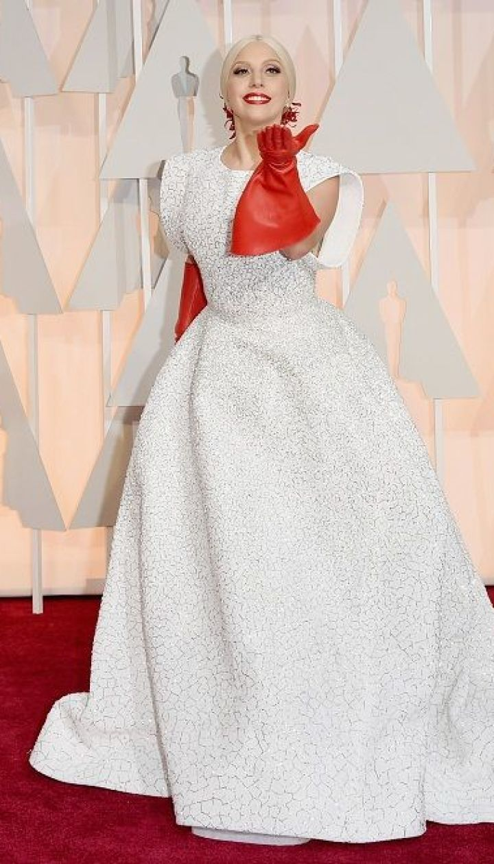 Леди Гага в нарде от бренда Azzedine Alaia / © Getty Images/Fotobank