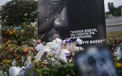 На Гаити похоронили убитого президента: на церемонии были слышны выстрелы