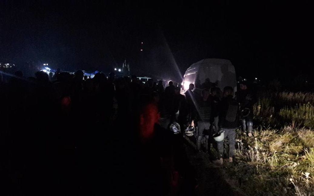 © Facebook/Штаб блокады торговли с оккупантами
