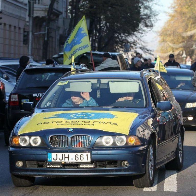 """Пільгове розмитнення авто за тисячу євро: юристи вказали """"євробляхерам"""" на проблему"""