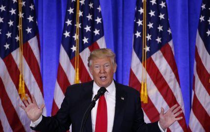 Трамп хоче достроково розпочати будівництво стіни на кордоні з Мексикою