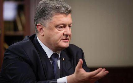 Порошенко сказал, какие санкции больнее всего ударят по России