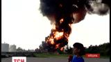 В восемь утра зрители ТСН стали свидетелями взрыва в прямом эфире