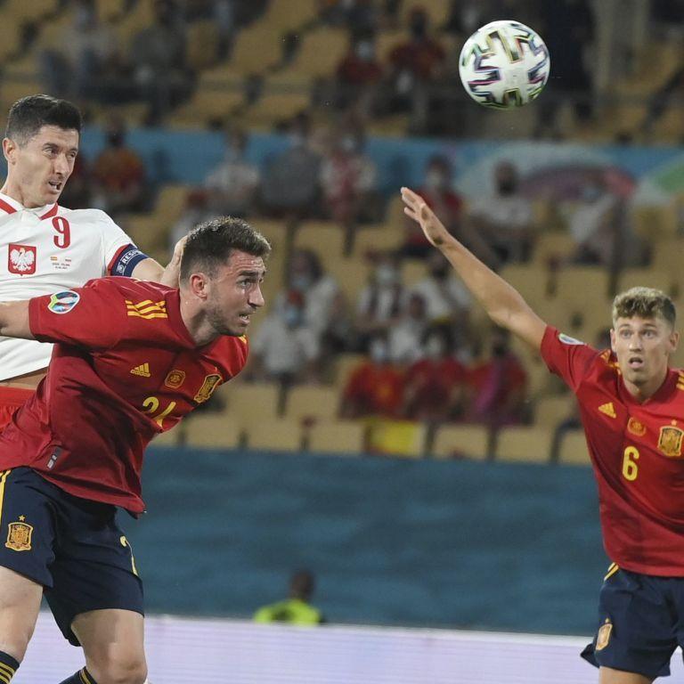 Невдача з нереалізованим пенальті: збірна Іспанії не змогла обіграти Польщу в матчі Євро-2020