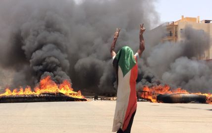 У Судані під час розгону протестувальників загинули понад 30 людей