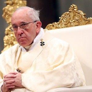 Папа Римський у Різдво попросив звільнити всіх викрадених