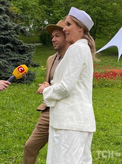Катя Осадча та Андре Тан / ©