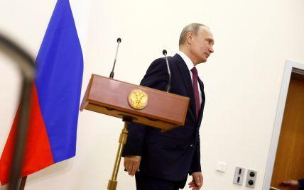 """Путин пожаловался на """"деградацию доверия"""" к США при Трампе"""