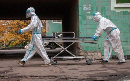 Во Львовской и Волынской областях динамика уровня госпитализации больных COVID-19 превысила норму