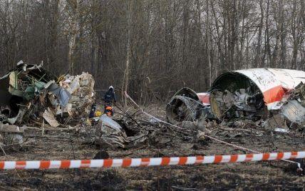Смоленская трагедия: взрыв на борту президентского самолета мог произойти еще до столкновения с землей