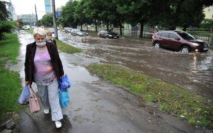 Погода в Україні: у західних регіонах оголосили штормове попередження