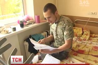 Чиновники требуют от россиянина, который потерял ногу в АТО, справки о несудимости в РФ