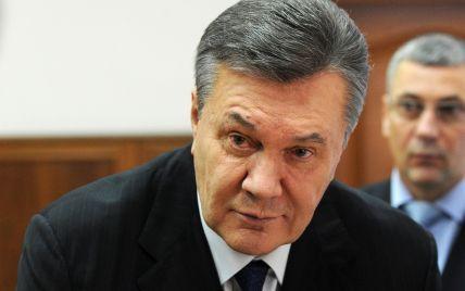 Янукович после допроса проводит пресс-конференцию. Смотрите онлайн