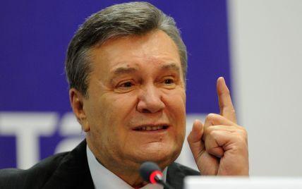 """Янукович готує Трампу листи про """"правду"""" під час Революції гідності — екс-глава МВС Захарченко"""