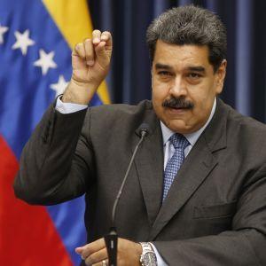 Мадуро закликав венесуельців не допустити державного перевороту