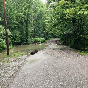 Юг Польши охватило наводнение: затоплены несколько сел