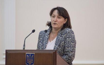 Глава НАЗК не может подать е-декларацию из-за зависшей системы