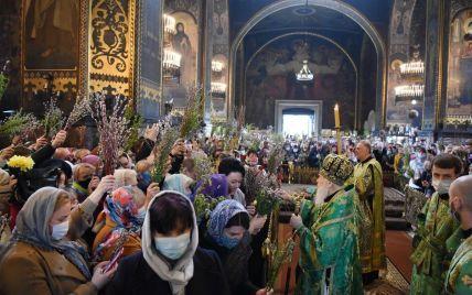 Не я б'ю, коронавірус б'є: через масові порушення на Вербну неділю в Києві посилять обмеження на Великдень