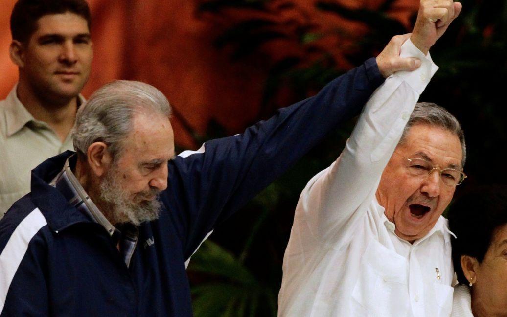 Преемником Кастро в 2006 году стал его брат Рауль / © Reuters