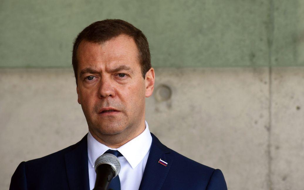 Дмитро Медведєв / © Reuters