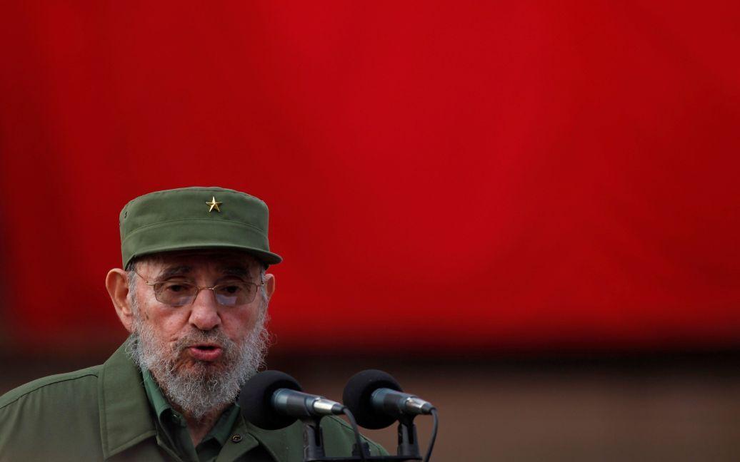 Кастро возглавлял Кубу около 50 лет / © Reuters