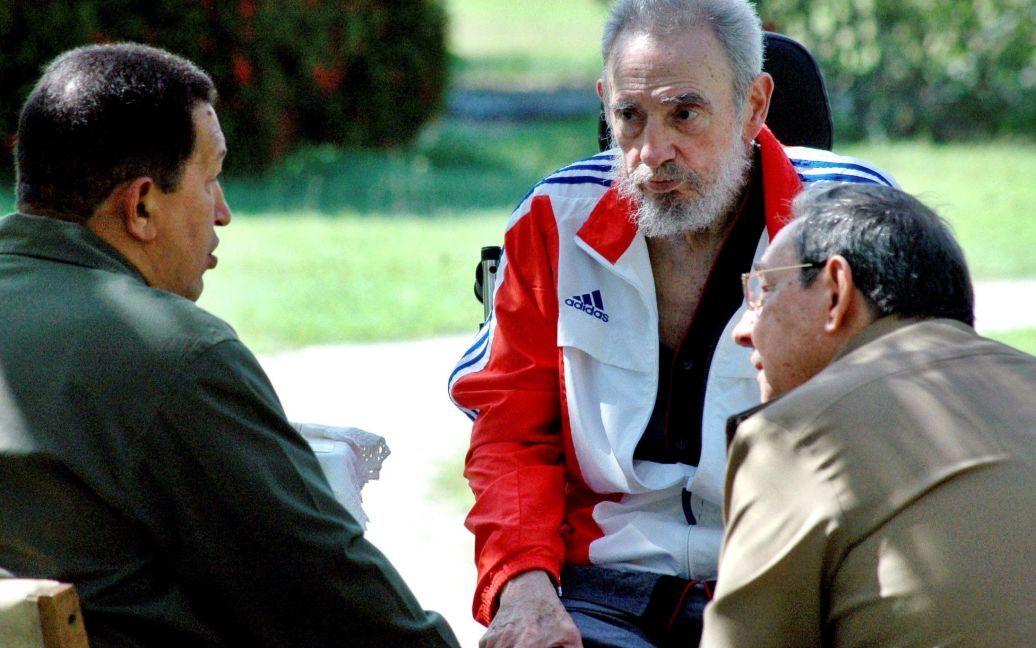 Последние дни Кастро / © Reuters