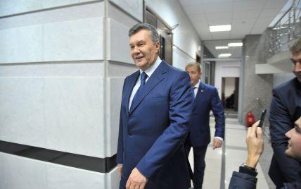 Допрос Януковича перенесли. Первый день судебного заседания