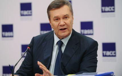 """Янукович убеждает, что был готов выполнить """"мирное соглашение"""""""
