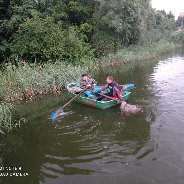 Впав з містка: у Львівській області втопився рибалка (фото)